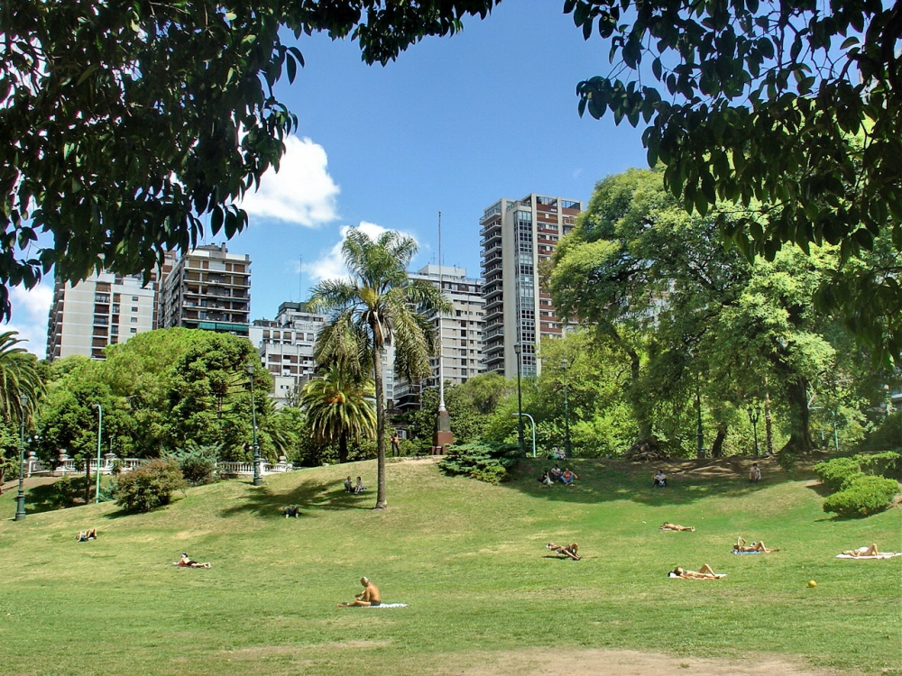 Belgrano, Buenos Aires - Moving to Argentina