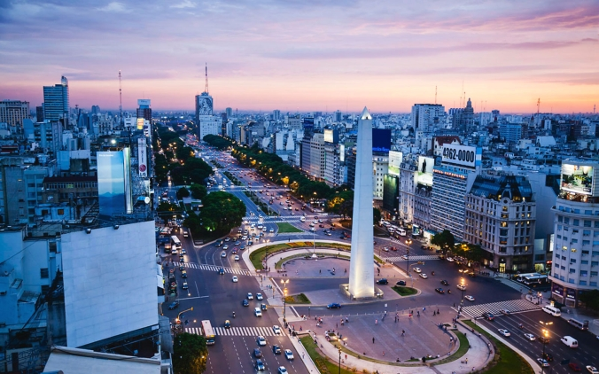 Living in Buenos Aires 2018
