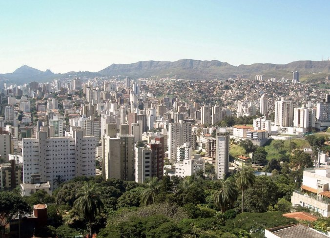 Living in Belo Horizonte