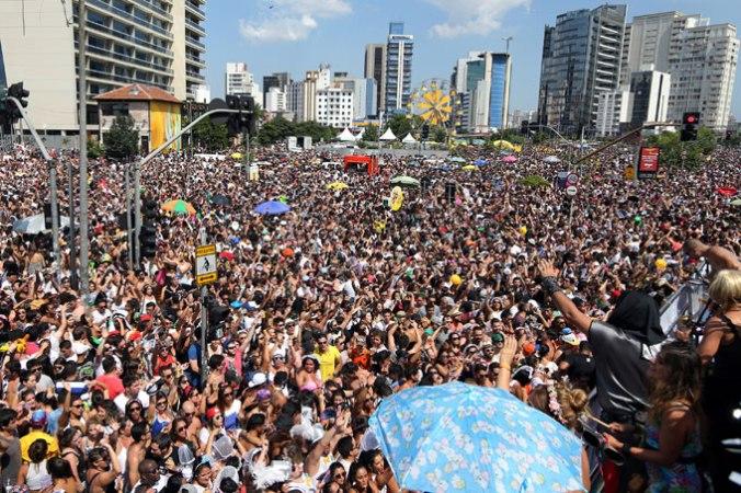 Living in São Paulo - Carnaval